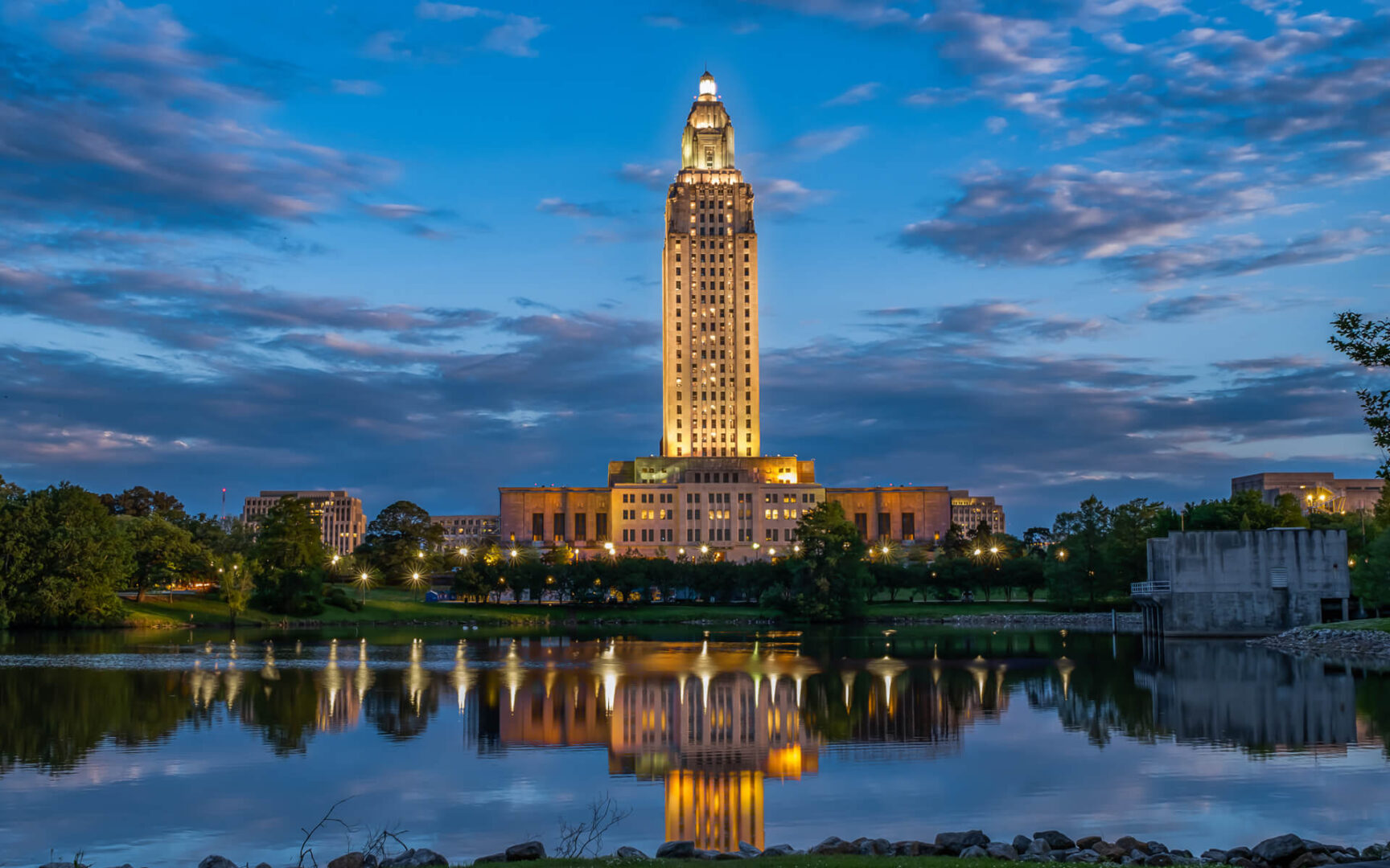 Baton Rouge City Nightlife