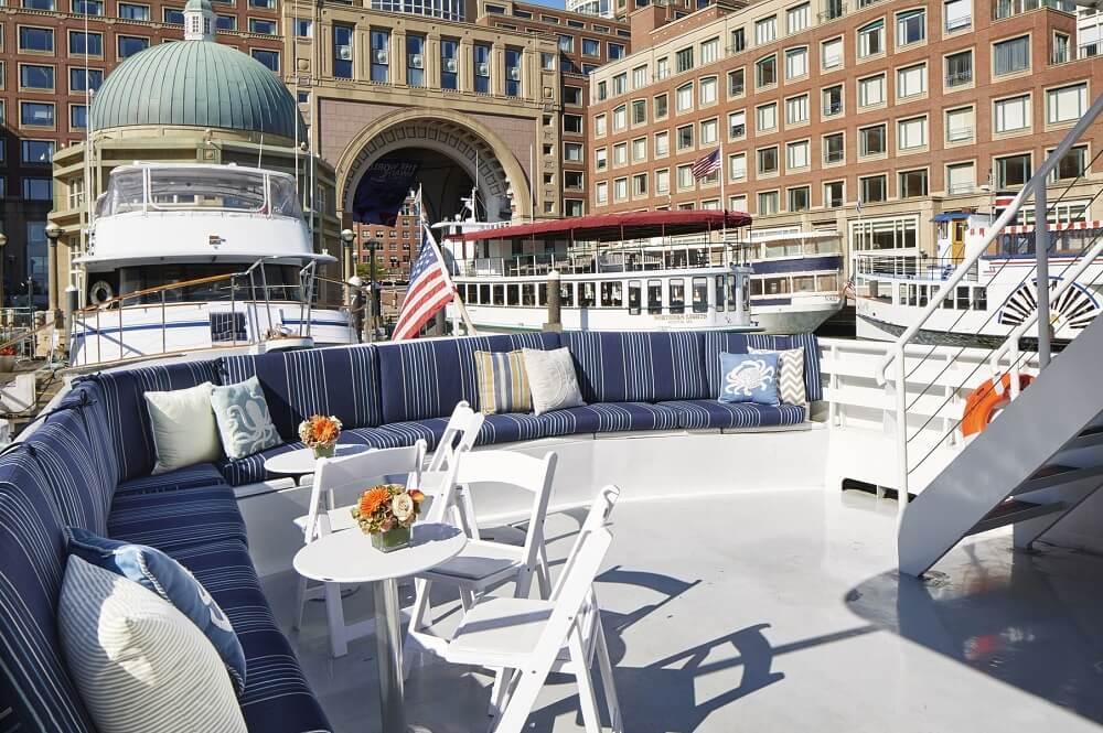 Boston Elite Luxury Yacht