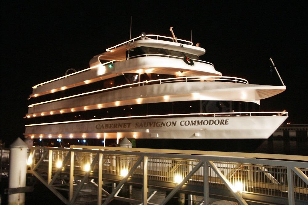 Cabernet Sauvignon Commodore Events