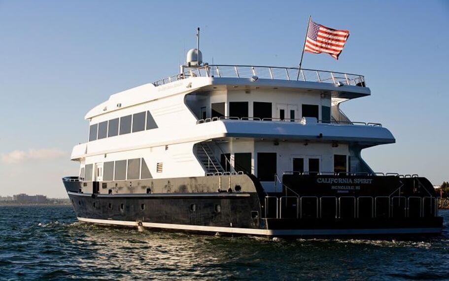 The California Spirit Yacht