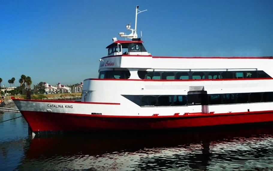 Catalina King Yacht