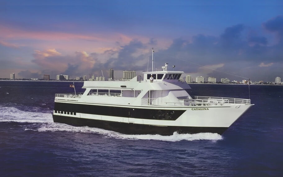 Catalina Miami Yacht