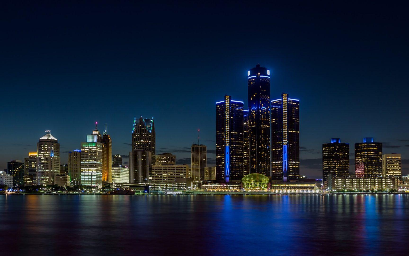 Detroit City Header Image