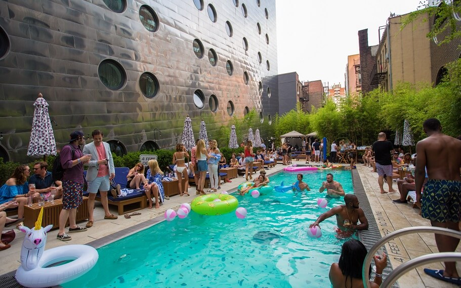 Dream Beach Club | Dream Downtown NY
