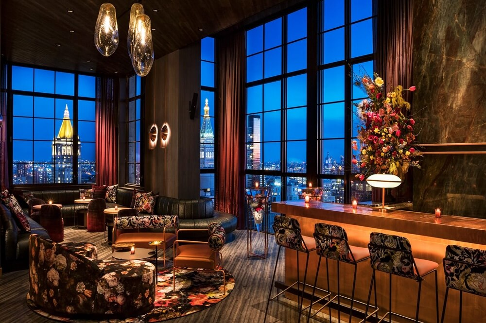 Fleur Room | Moxy NYC Chelsea