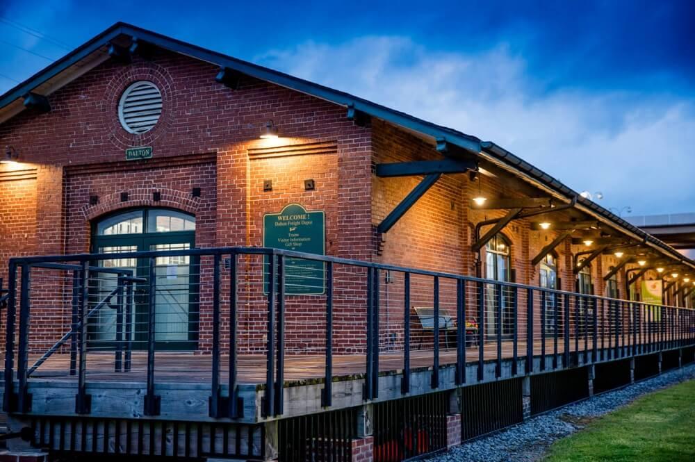 Georgia Freight Depot