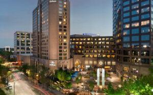 Hilton Charlotte Uptown Hotel