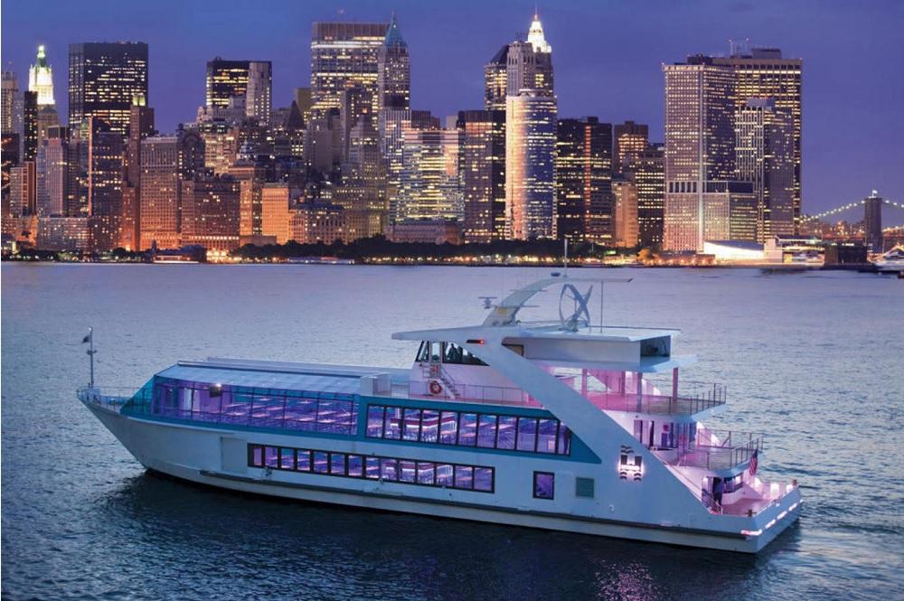 Hornblower Hybrid Yacht - Pier 40