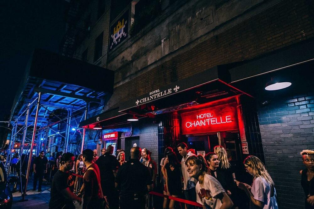 Hotel Chantelle | New York