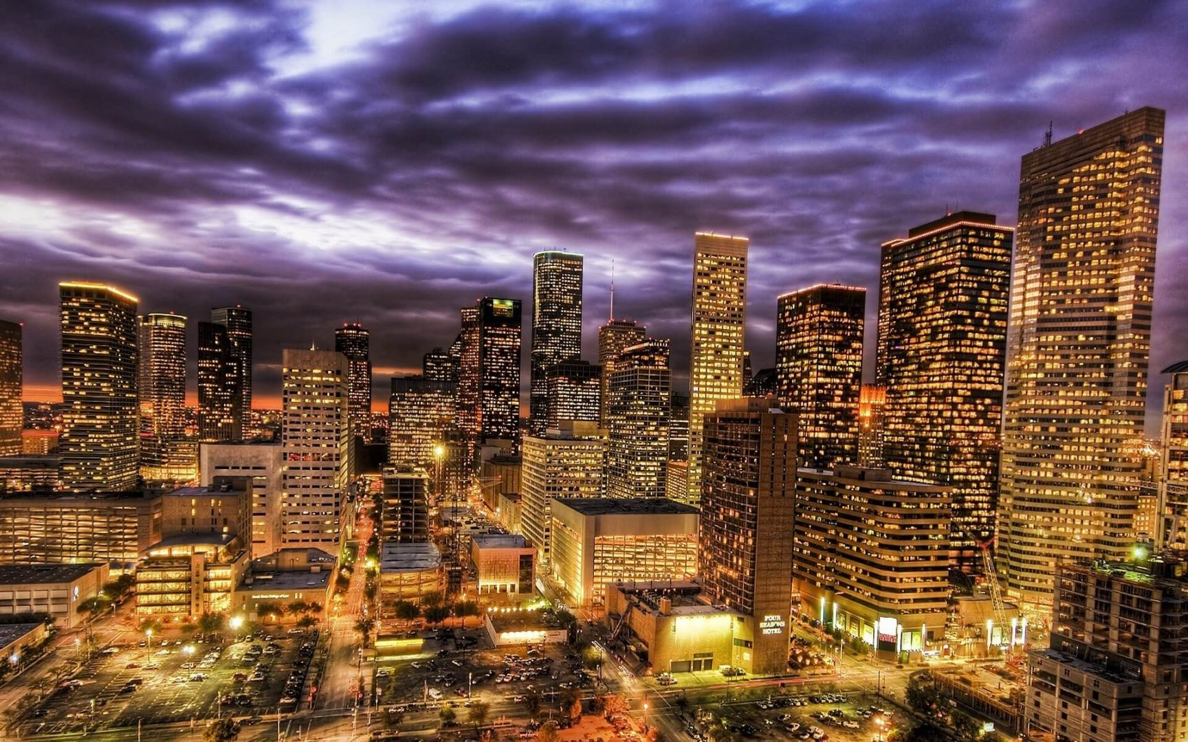 Houston | City Header Image