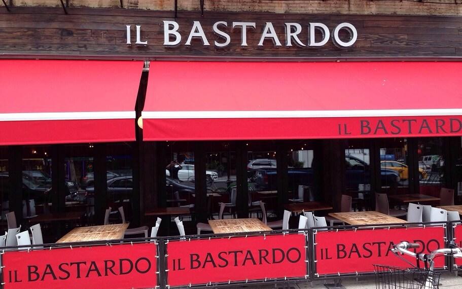 IL Bastardo | Champagne Brunch | New York City