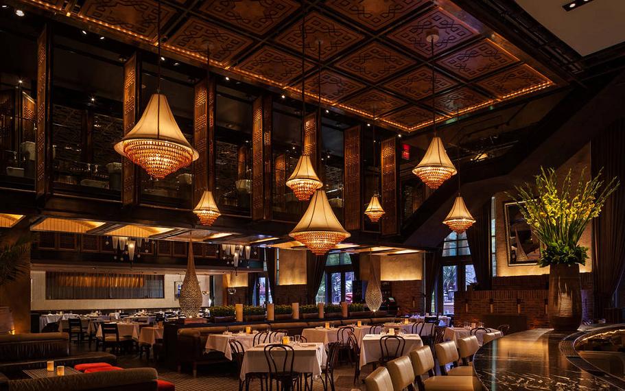 LAVO Italian Restaurant Las Vegas
