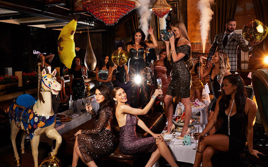 LAVO Las Vegas Restaurant and Lounge - VIP Nightlife