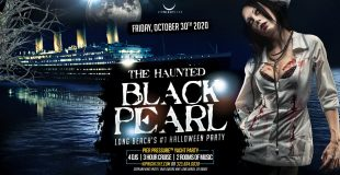 Pier Pressure Long Beach Halloween Cruise - Black Pearl
