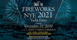 Long Beach Under the Fireworks New Year's Eve Cruise 2021