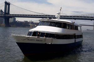 Majestic Princess NYC Yacht