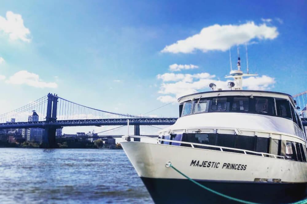 Majestic Princess NYC (Pier 36)