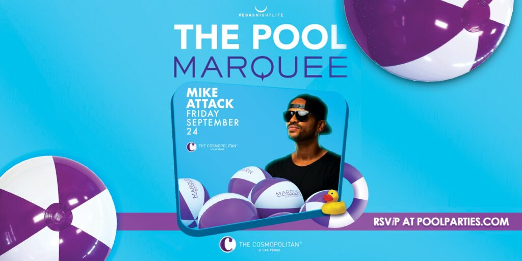 Marquee Dayclub | DJ Mike Attack
