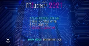 NYElectric W Dallas Rooftop New Years Eve 2021