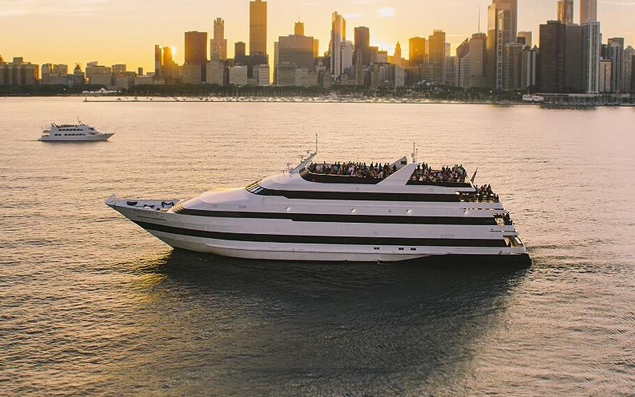 Odyssey Lake Michigan Yacht