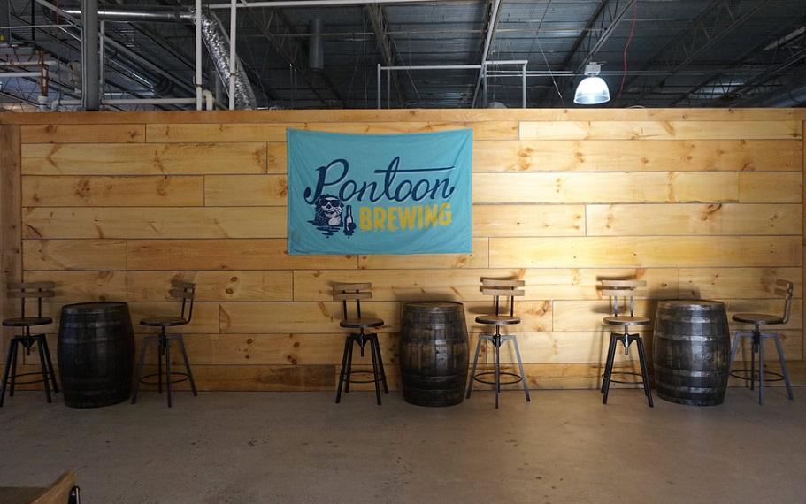 Pontoon Brewing