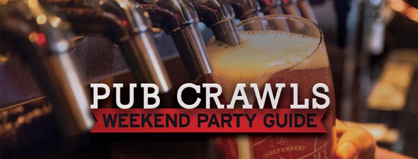 Pub Crawls Guide