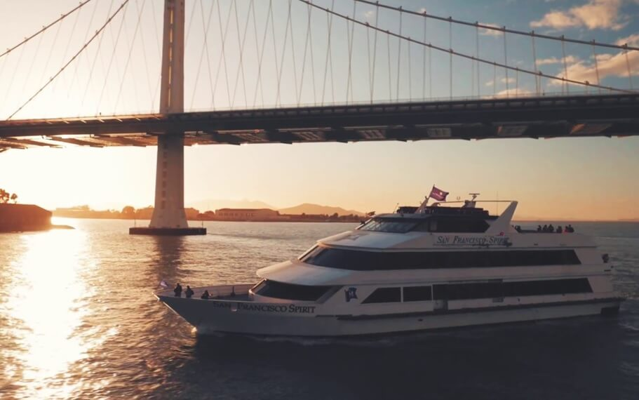 San Francisco Spirit Yacht