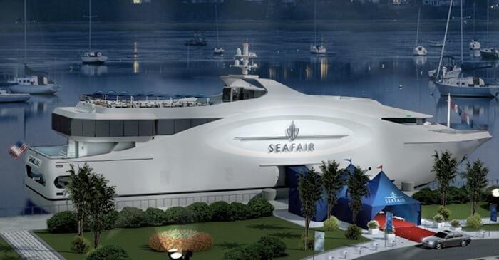 SeaFair Miami Luxury Yacht