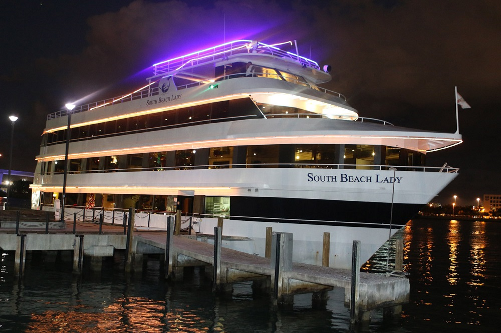South Beach Lady Yacht