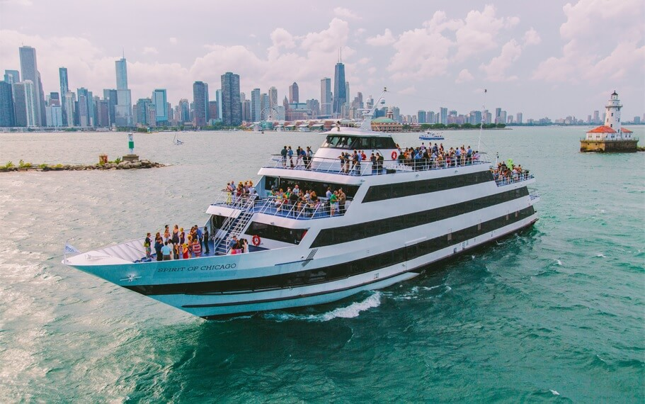 Spirit of Chicago Yacht