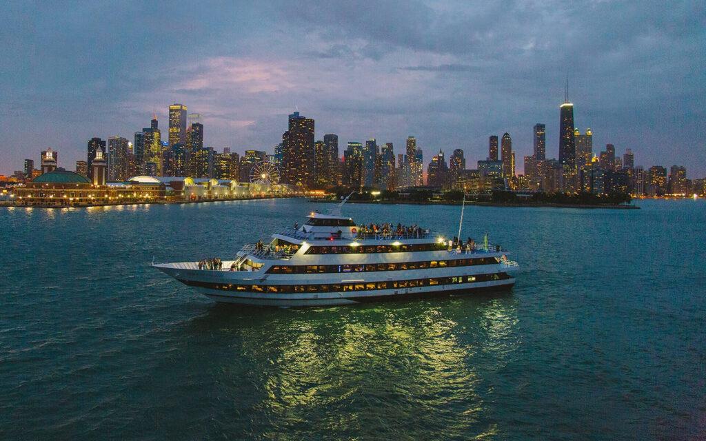 Spirit of Chicago Yacht