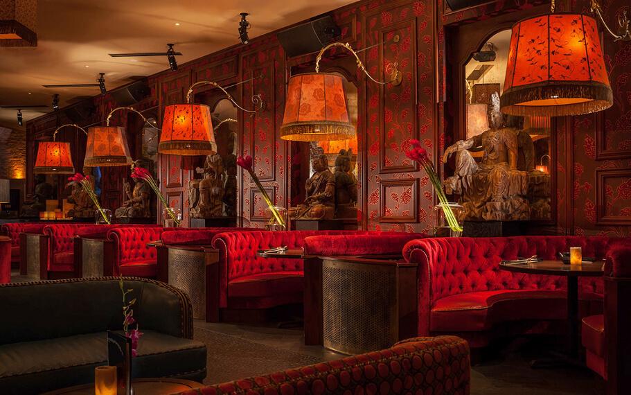 TAO Las Vegas Restaurant
