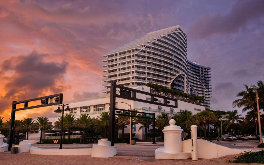 W Fort Lauderdale Hotel